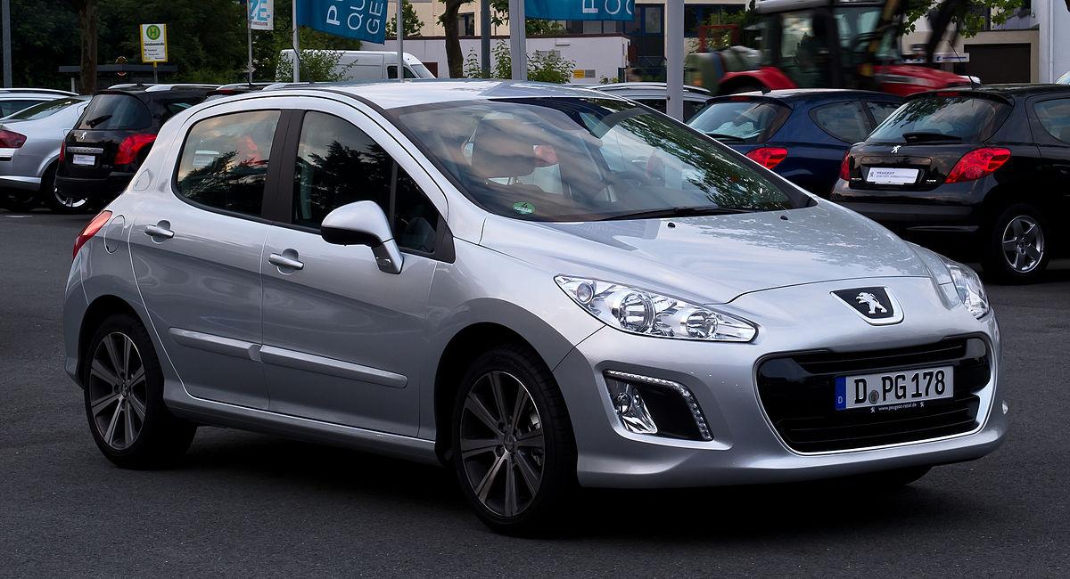 Peugeot 308 probleme