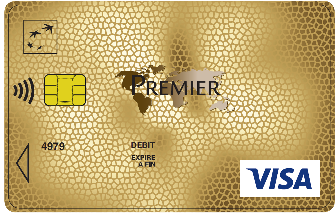 carte Visa Premier BNP