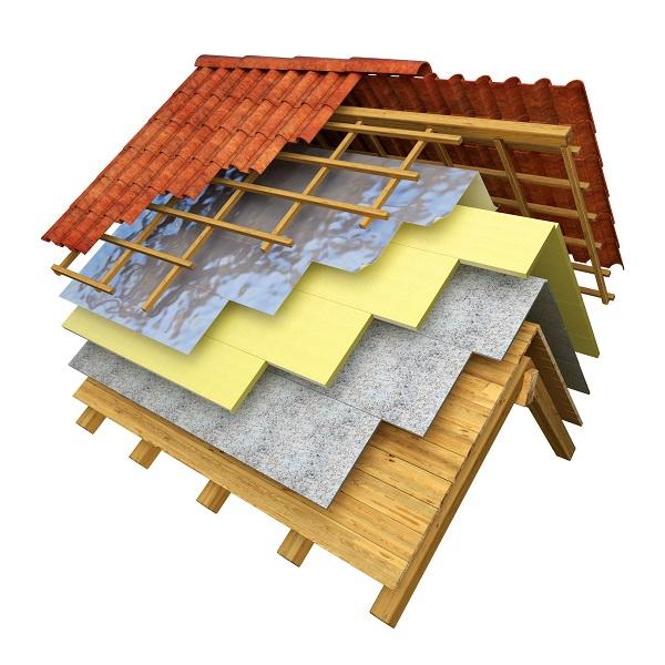 isolation pour toiture