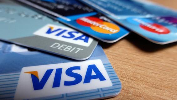 plafond d'une carte Visa